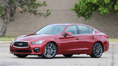 Q50 Sport Review by Review 2016 Infiniti Q50 Sport 400