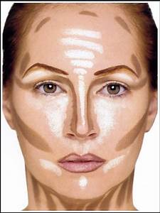 How To Contour  U0026 Highlight For Night