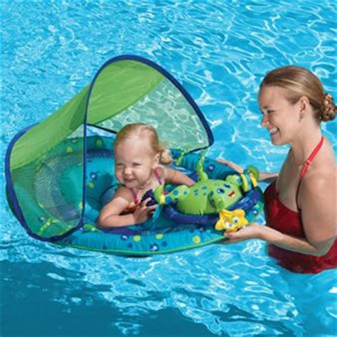 baby pool float with canopy swimways baby float 1 pool in america