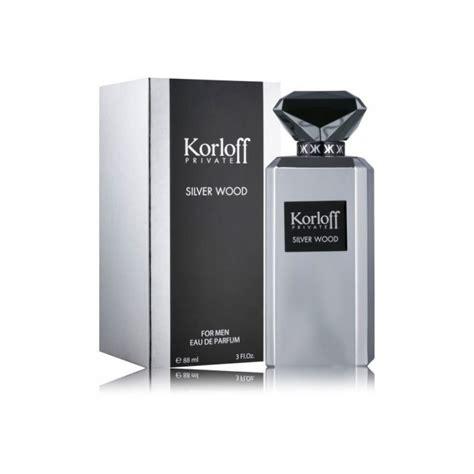 Korloff Private Silver Wood EDP smaržas vīriešiem