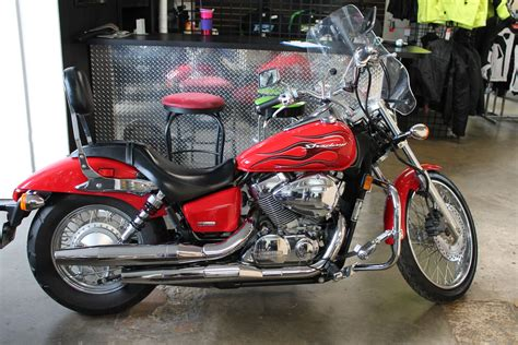 Page 123542, 2007 Honda Shadow Spirit™ 750 C2, New And