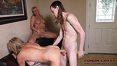 Conor Coxxx Clips Country Club Cougars With Presley St
