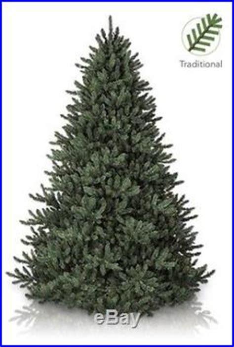 christmas tree artificial unlit  balsam hill blue