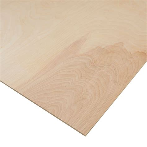 home depot flooring plywood purebond ff vc 1 4 inch x 4 feet x 8 feet purebond birch the home depot canada