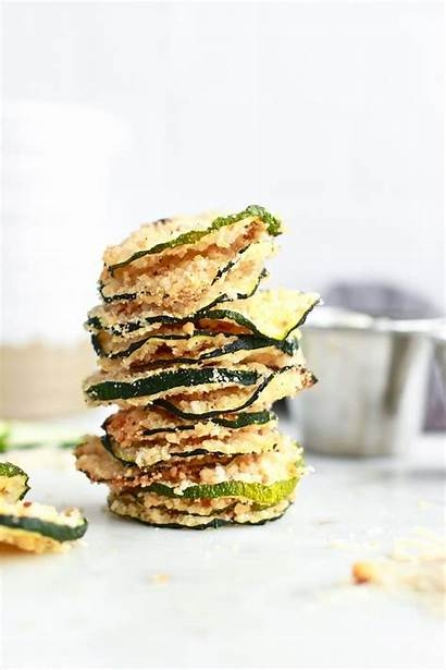 Baked Zucchini Chips Oven Recipe Healthy Nutritioninthekitch