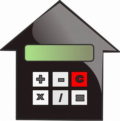 Mortgage Calculator Clip Loan Payment Clipart Clker