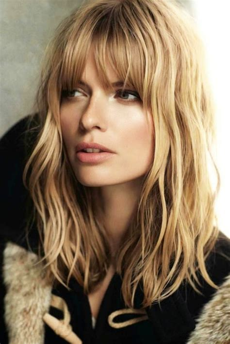 Hairstyles For Hair With Bangs And Layers by 18 Freshest Layered Hairstyles With Bangs