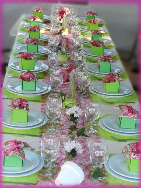 decoration de table d anniversaire d 233 co 233 v 232 nement d 233 coration de table anniversaire adulte garden jardins et tables