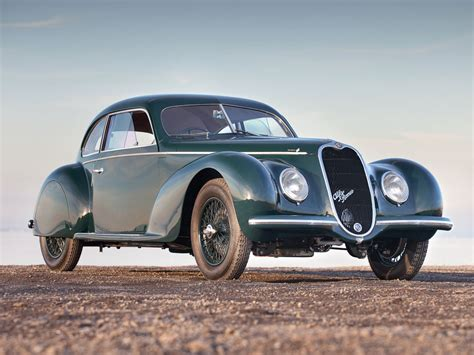 Alfa Romeo 6c 2500 by 1939 Alfa Romeo 6c 2500 Pictures History Value Research