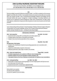 Certified Nursing Assistant Resume by Assistant Resume Skills 002 Http Topresume