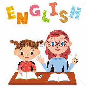 Studying English Clipart (5+)