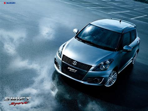 Suzuki Swift Sport Wallpaper With A Blistering New Design