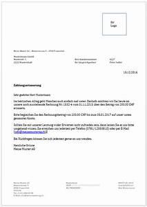 Rechnung Per Email Gültig : zahlungserinnerung vorlage schweiz gratis bei pebe smart ~ Themetempest.com Abrechnung