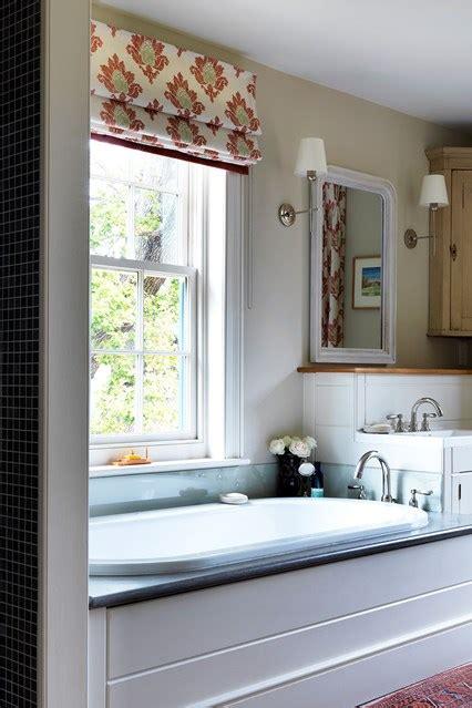 small country bathroom ideas built in bath country style small bathroom ideas houseandgarden co uk