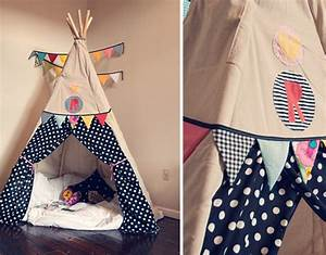 Fabriquer Tipi Enfant : tipis jolis tipis sokeen ~ Voncanada.com Idées de Décoration