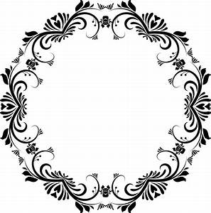 Clipart - Decorative Lineart 13