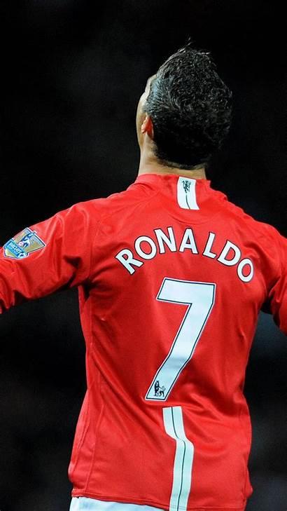 Ronaldo Cristiano Manchester Utd Iphone United Wallpapers