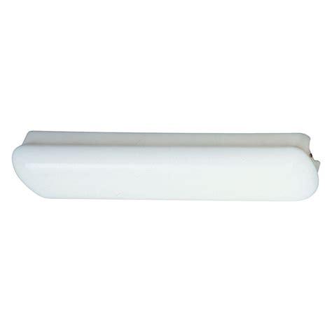 Thomas Lighting Indoor Fluorescent 2light White Bath