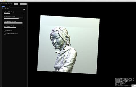 structured light scanning tutorial how to make lining yao
