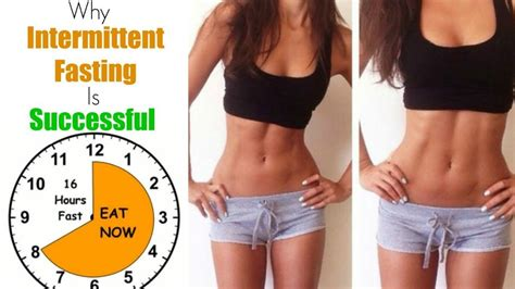 intermittent fasting quick weight loss youtube