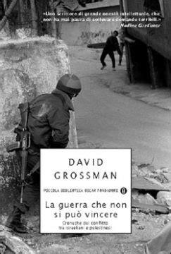 Applausi a scena vuota - David Grossman   Libri Mondadori
