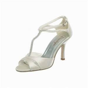 Besson Chaussures Femme : chaussures mariee cuir ivoire chaussure mariee ivoire ~ Melissatoandfro.com Idées de Décoration