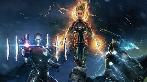 Avengers 4 Endgame Superheroes Wallpapers   HD Wallpapers ...