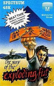 The Way Of The Exploding Fist Wikipedia