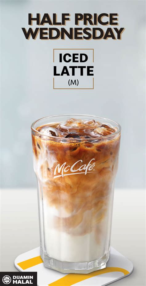 Order your iced coffee at mcdonald's today using mobile order & pay! McCafé®   McDonald's® Malaysia