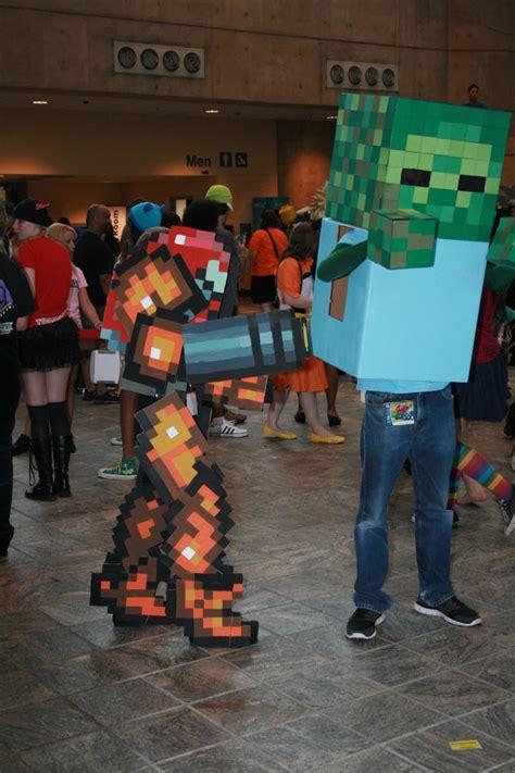 cosplay role playing minecraft cosalbum