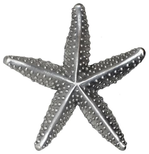 Glass Starfish Cabinet Knobs by Starfish Cabinet Knobs