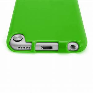 Green TPU Skin Gel Case for Apple iPod Touch 6th 5th ...