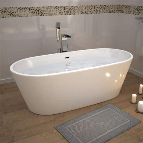baignoire b礬b礬 baignoire 238 lot ovale 130 224 180cm acrylique calipso