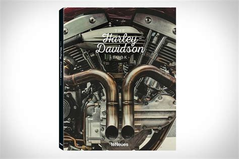 Book Harley Davidson by The Harley Davidson Book Uncrate