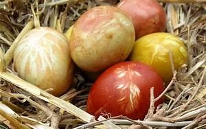 Eier Färben Mit Naturmaterialien : ostereier nat rlich f rben so geht 39 s mit naturmaterial anleitung ~ Frokenaadalensverden.com Haus und Dekorationen