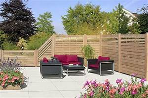 Terrasse Zaun Metall : sichtschutz zaun dekor ~ Sanjose-hotels-ca.com Haus und Dekorationen