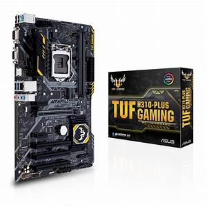 Tuf H310 Plus Gaming Motherboard Wiring Diagram