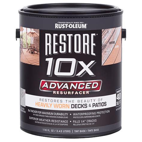 restore  advanced