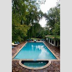Mediterranean Style Pool  Pools  Swimming Pool Designs