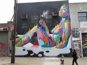 Alternative New York  Street Art Tour Of Brooklyn