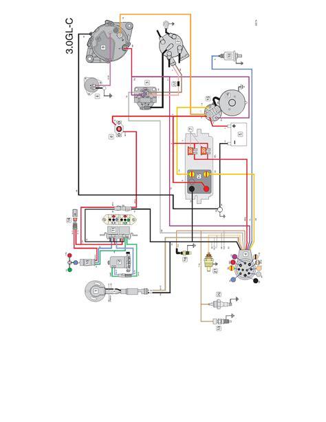 volvo penta 5 7 gsi wiring diagram wiring diagram and