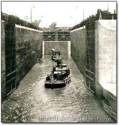Erie Canal Locks