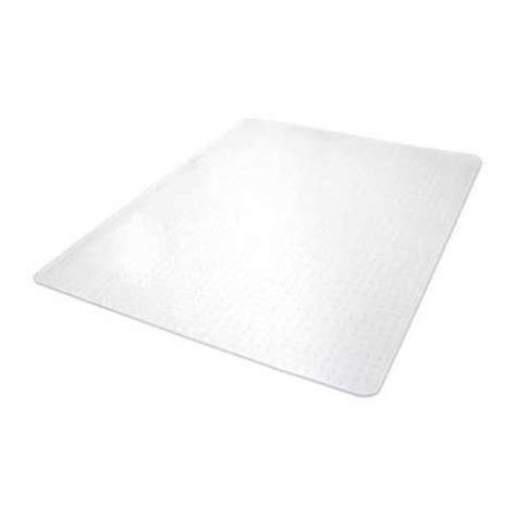 46 x 60 in rectangular chair mat for carpet 29pl64