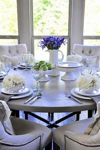 beautiful table settings Mother's Day Brunch At Home - Decor Gold Designs