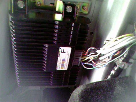 Infiniti Radio Wiring Color Code