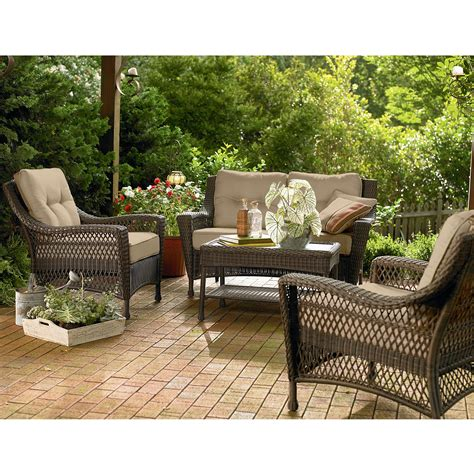 country living concord seat patio set outdoor