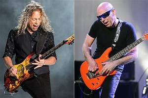 Metallica's Kirk Hammett Recalls First Guitar Lesson With ...