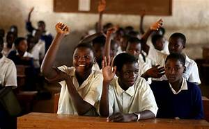Multiple barriers keep 1.5 million Tanzanian kids out of ...