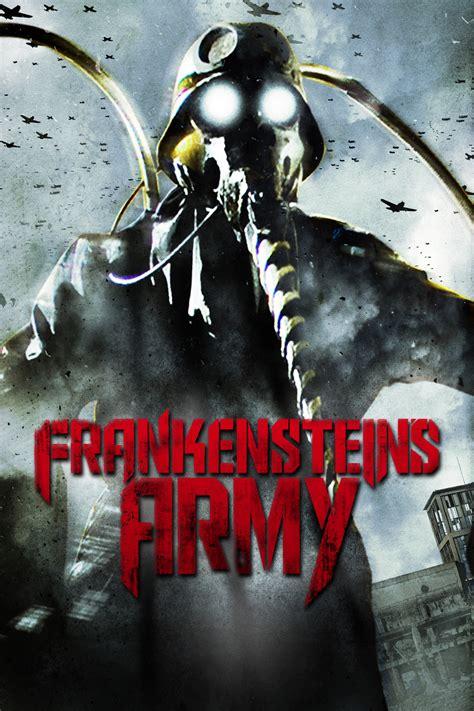frankensteins army dvd release date redbox netflix
