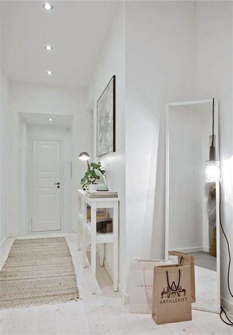 arredare piccolo ingresso arredare ingresso colore chiaro interni arredamento